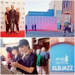 Bildercollage vom Elbjazz Event